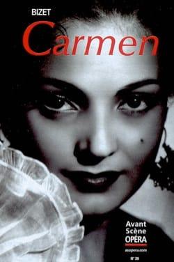 Avant-scène opéra (L'), n° 26 : Carmen Georges BIZET laflutedepan