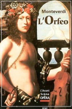 Avant-scène opéra (L') n° 207 : L'Orfeo MONTEVERDI Livre laflutedepan