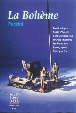 Avant-scène opéra (L'), n° 20 : La Bohème Giacomo PUCCINI laflutedepan
