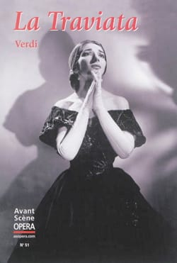 Avant-scène opéra (L'), n° 51 : La Traviata VERDI Livre laflutedepan