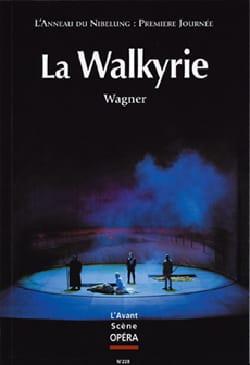 Avant-scène opéra (L'), n° 228 : La Walkyrie WAGNER Livre laflutedepan