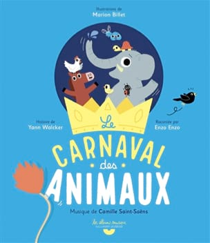 SAINT-SAËNS Camille - Carnival of the Animals - Book - di-arezzo.co.uk