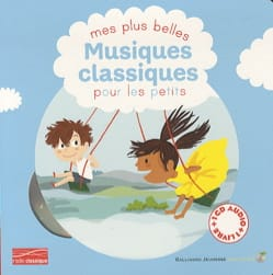 GAMBINI Cécile / GÉHIN Élisa / RICARD Anouk - My most beautiful classical music for the little ones - Book - di-arezzo.co.uk