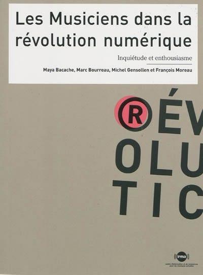 Les musiciens dans la révolution numérique : inquiétude et enthousiasme - laflutedepan.com