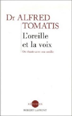 L'oreille et la voix - Alfred TOMATIS - Livre - laflutedepan.com