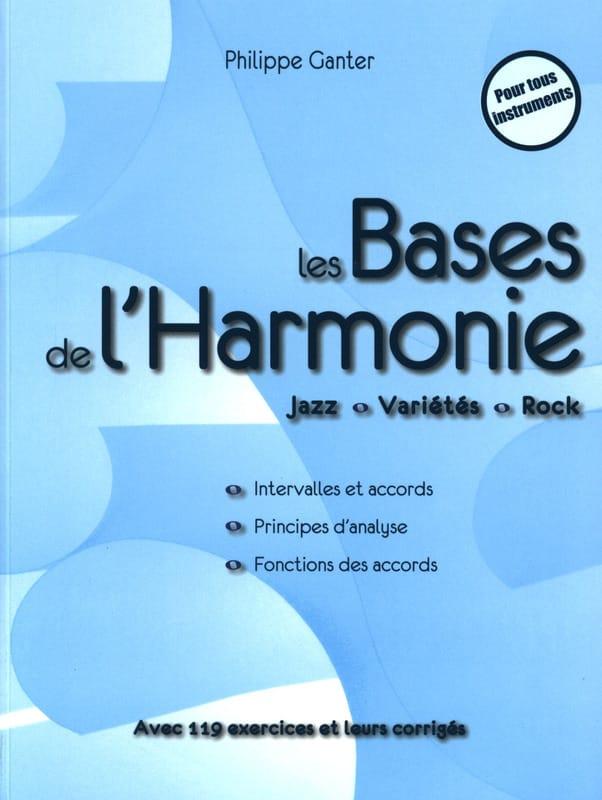 Les bases de l'harmonie : jazz, variétés, rock - laflutedepan.com