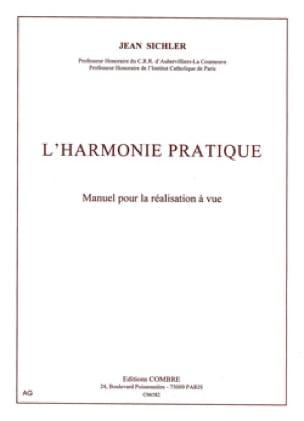 L'Harmonie pratique - Jean SICHLER - Livre - laflutedepan.com