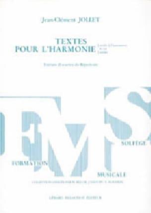 Textes pour l'harmonie : extraits d'oeuvres du répertoire - laflutedepan.com