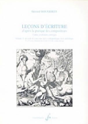 Leçons d'écriture d'après la pratique des compositeurs, volume 3 - laflutedepan.com