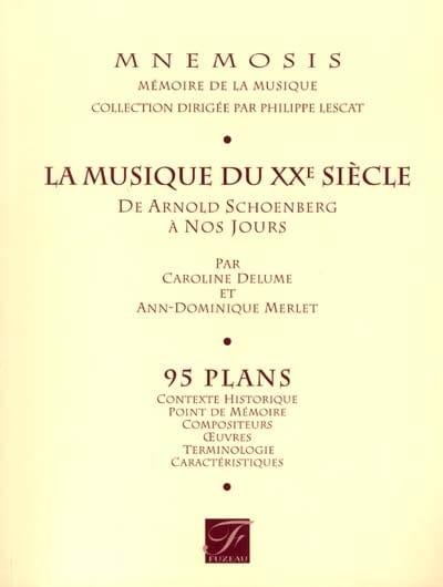 La musique du XXe siècle : de Arnold Schoenberg à nos jours - laflutedepan.com
