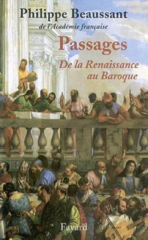 Passages : de la Renaissance au baroque - laflutedepan.com