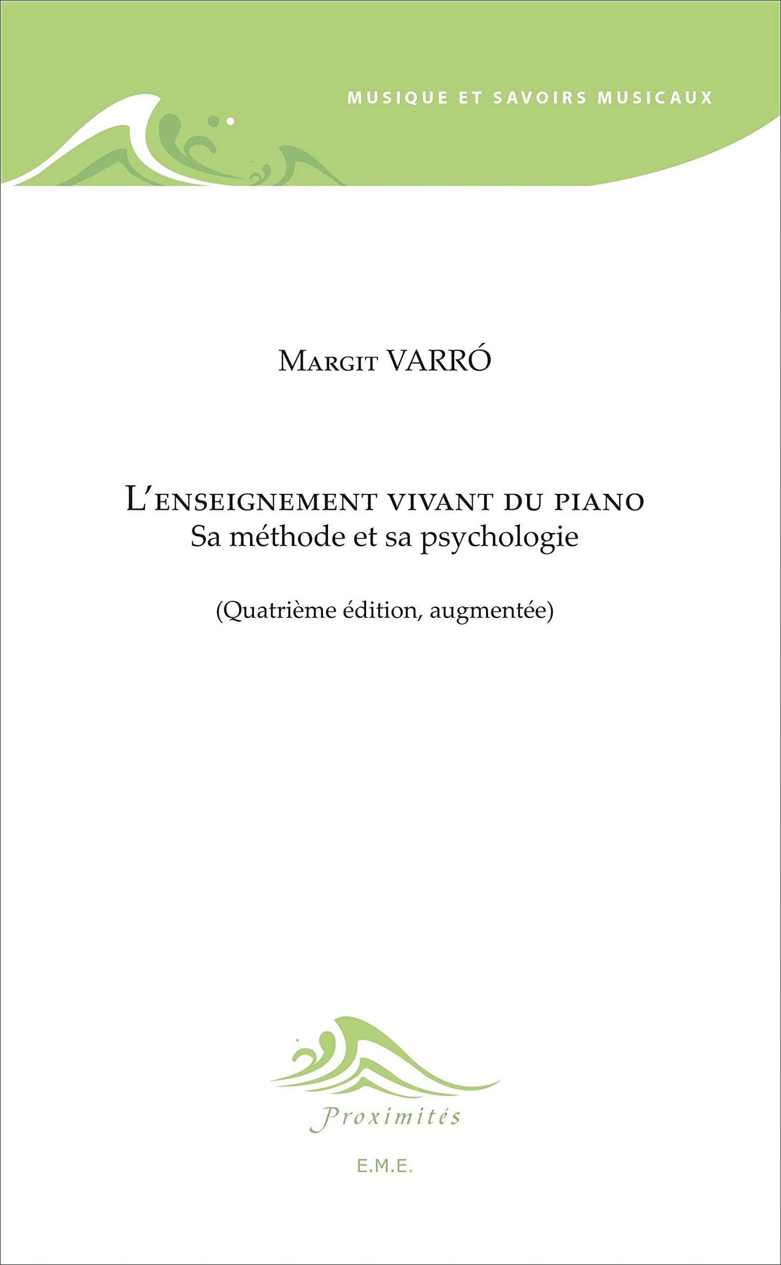 L'enseignement vivant du piano, sa méthode et sa psychologie - laflutedepan.com