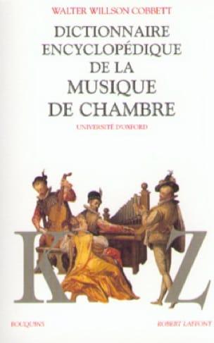 Dictionnaire de la musique de chambre, Volume 2 - laflutedepan.com
