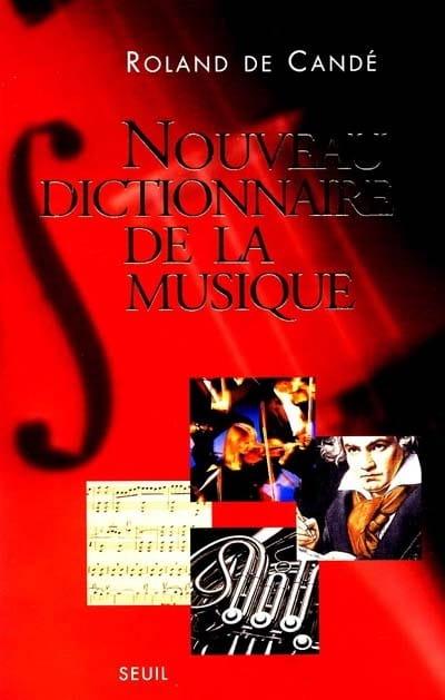 Nouveau dictionnaire de la musique - laflutedepan.com