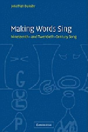 Making words sing : nineteenth and twentieth-century song - laflutedepan.com