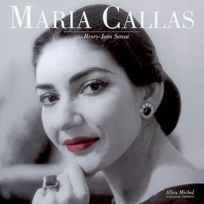 Maria Callas - Henry Jean SERVAT - Livre - laflutedepan.com