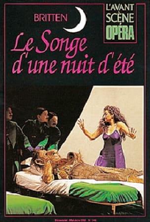 Avant-scène opéra (L'), n° 146 : Le Songe d'une nuit d'été - laflutedepan.com