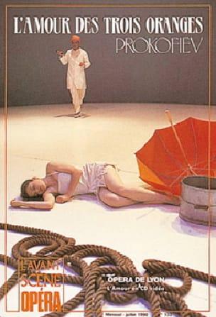 Avant-scène opéra (L'), n° 133 : L'Amour des trois oranges - laflutedepan.com