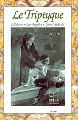 Avant-scène opéra (L'), n° 190 : Le Triptyque - laflutedepan.com