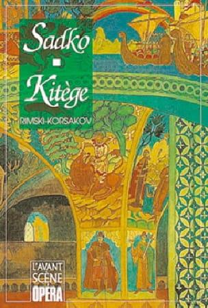 Avant-scène opéra (L'), n° 162 : Sadko - Kitège - laflutedepan.com