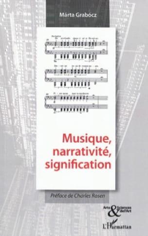 Musique, narrativité, signification - laflutedepan.com