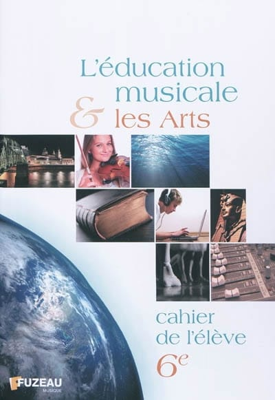 - Music Education and the Arts, 6th: Student Booklet - Livre - di-arezzo.co.uk