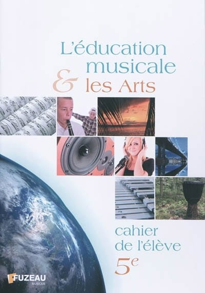 Revue - Music Education - The Arts, 5th: Student Booklet - Livre - di-arezzo.com