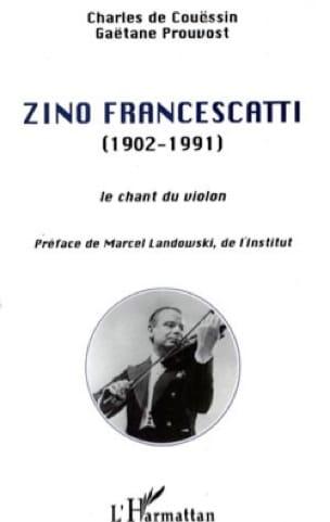 Zino Francescatti (1902-1991) : le chant du violon - laflutedepan.com