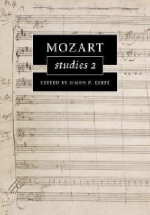 Mozart Studies 2 - Simon KEEFE - Livre - Les Hommes - laflutedepan.com