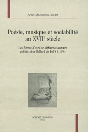 Poésie, musique et sociabilité au XVIIe siècle - laflutedepan.com
