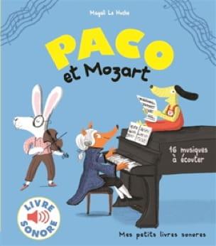 Paco et Mozart - LE HUCHE François - Livre - laflutedepan.be