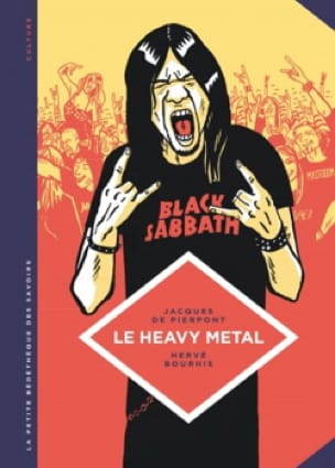 Le heavy metal : de Black Sabbath au Hellfest - laflutedepan.com