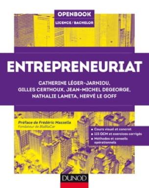 Entrepreneuriat - Catherine LÉGER-JARNIOU - laflutedepan.com