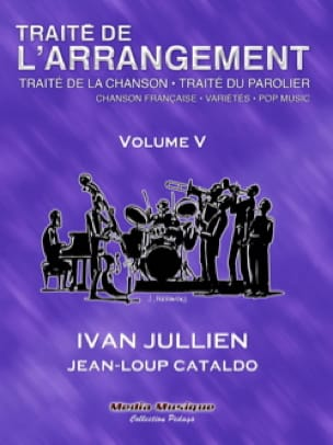 Ivan JULLIEN - Treaty of the Arrangement, vol. 5 - Livre - di-arezzo.com