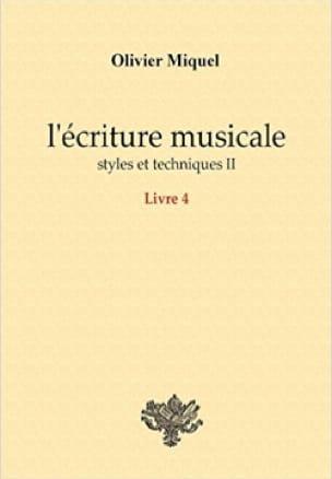 L'écriture musicale : styles et techniques II - laflutedepan.com