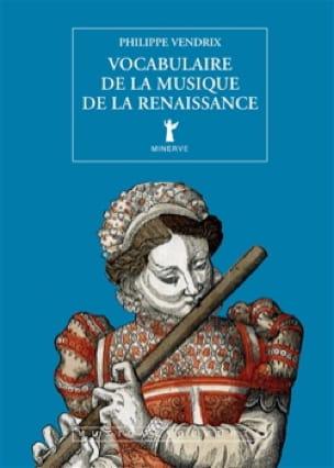 Vocabulaire de la musique de la Renaissance - laflutedepan.com