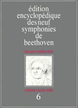 Edition encyclopédique des neuf symphonies de Beethoven : n° 6 - laflutedepan.com