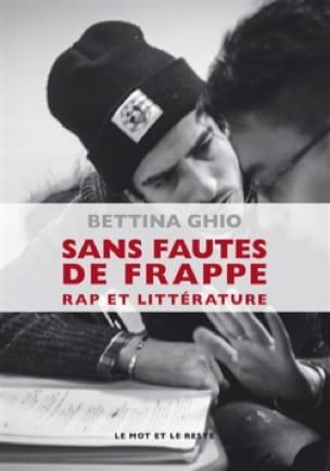 Sans fautes de frappe : rap et littérature - laflutedepan.com