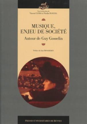 Musique, enjeu de société : autour de Guy Gosselin - laflutedepan.com