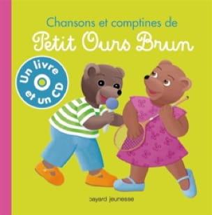 Chansons et comptines de Petit Ours Brun - laflutedepan.com