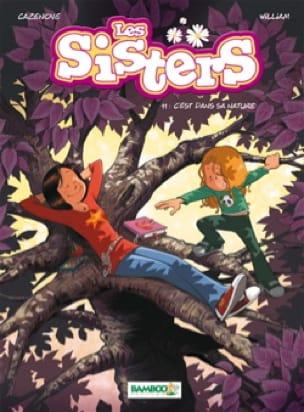 Les sisters vol 11: C'est dans sa nature - laflutedepan.com