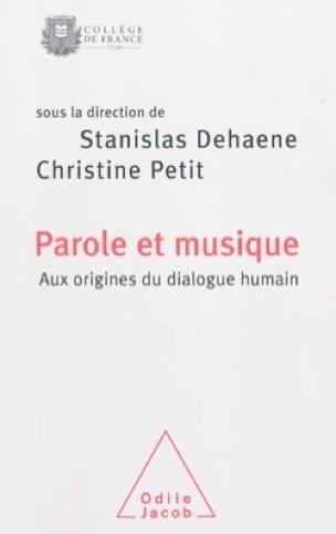 Parole et musique : aux origines du dialogue humain : colloque annuel 2008 - laflutedepan.com