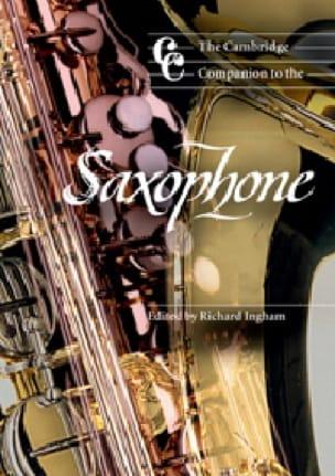 The Cambridge companion to the saxophone - laflutedepan.com