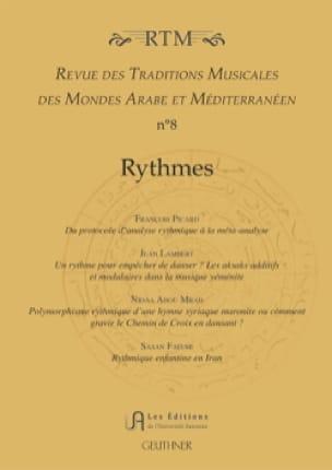 RTM n°8 : Rythmes - des Traditions Musicales Revue - laflutedepan.com