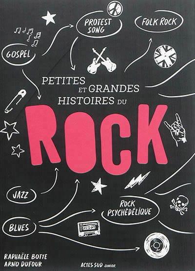 Petites et grandes histoires du rock - laflutedepan.com