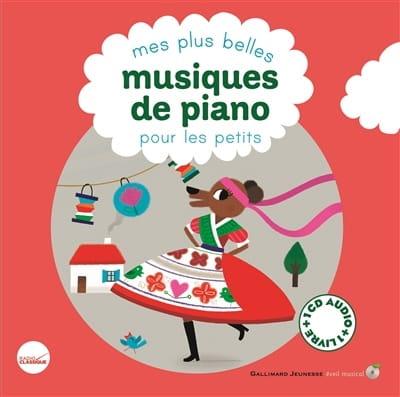 Mes plus belles musiques de piano pour les petits - laflutedepan.com