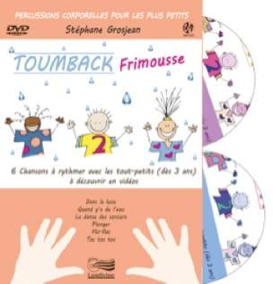 Stéphane GROSJEAN - Toumback Frimousse - Livre - di-arezzo.es