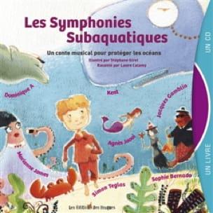Les symphonies subaquatiques : un conte musical au coeur des océans - laflutedepan.com