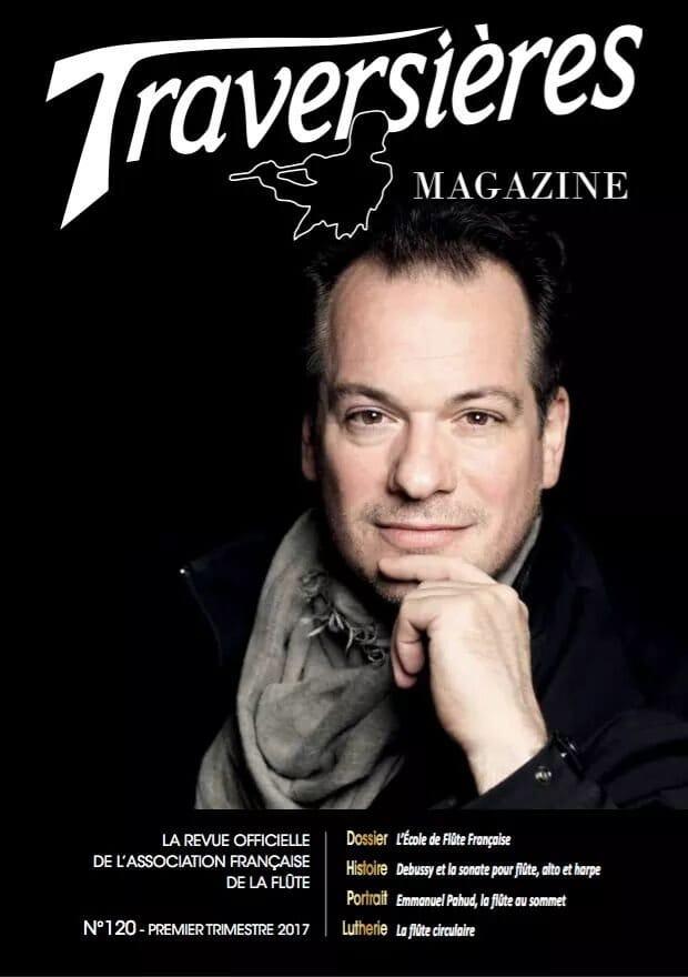 Traversières Magazine, n° 120 - Revue - Livre - laflutedepan.com