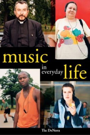 Music in everyday life - DE NORA Tia - Livre - laflutedepan.com